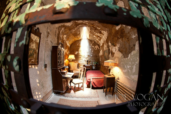 Al Capone Jail Cell, Eastern State Penitentiary, Philadelphia, Pennsylvania