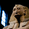 Ramesses II Sculpture, University of Pennsylvania Museum of Archaeology and Anthropology, Philadelphia, Pennsylvania