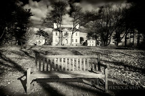 Mount Pleasant Plantation House, Fairmount Park, Philadelphia, Pennsylvania