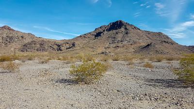 Route 10 in Arizona