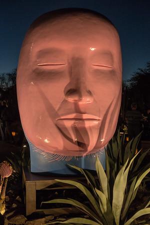 Jun Kaneko Sculpture
