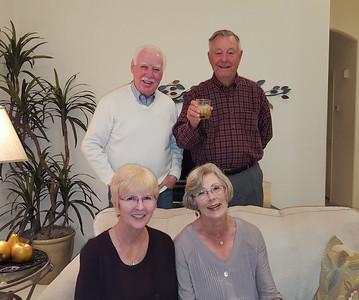Fred, Bud, Carol & Eden