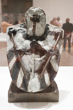 Picasso Sculpture Exhibit