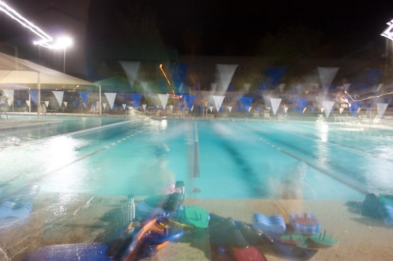 Stingray night shoot