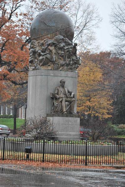 richmond matthew fontaine maury memorial