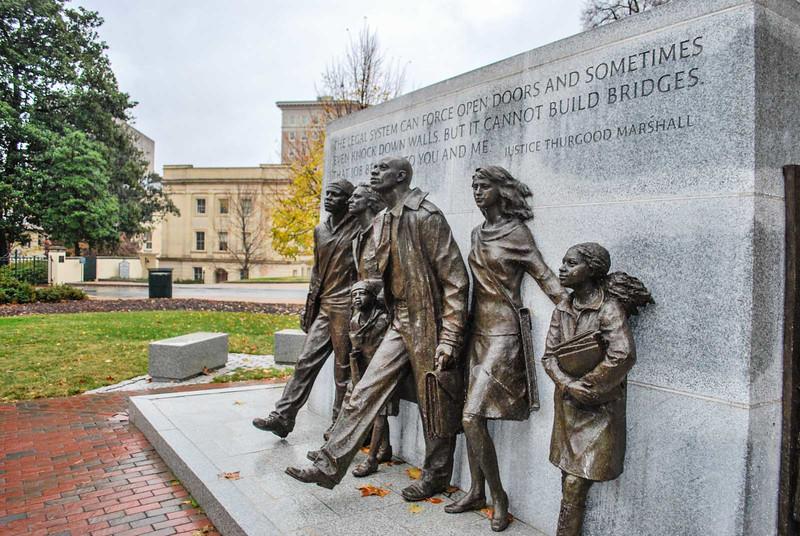 richmond civil rights memorial