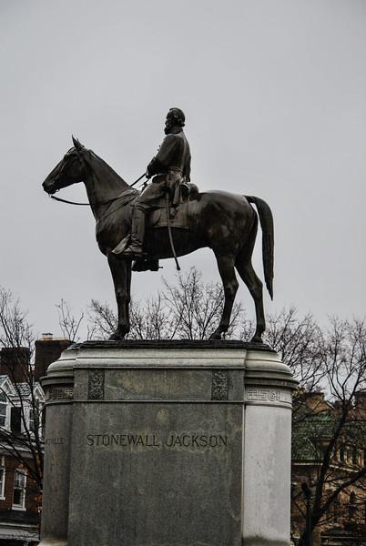 richmond stonewall jackson memorial