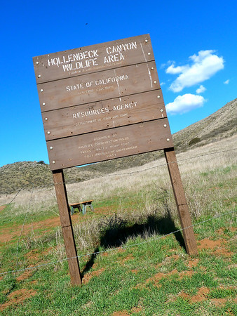 Hollenbeck Canyon Wilderness Area
