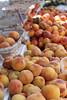Peaches, apricots...
