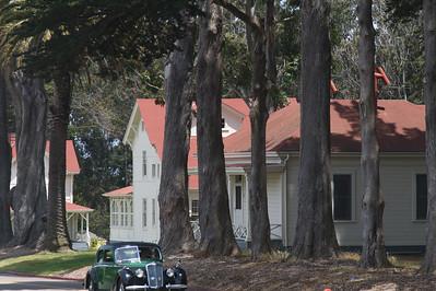 Presidio, the birthplace of San Francisco