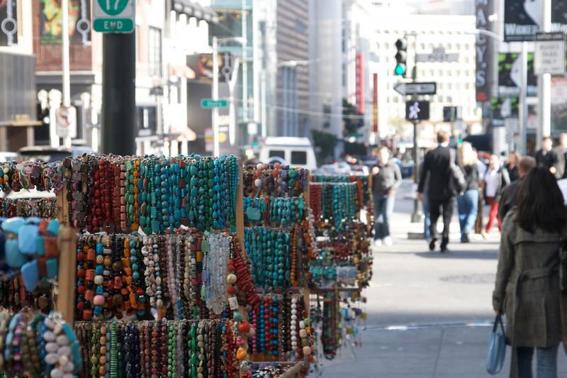 Roadside vendors