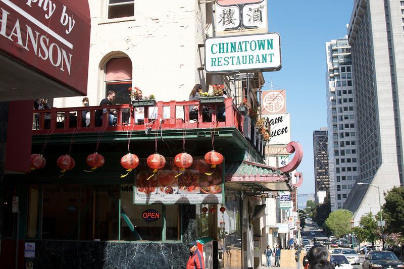 Restaurant on Washington Ave