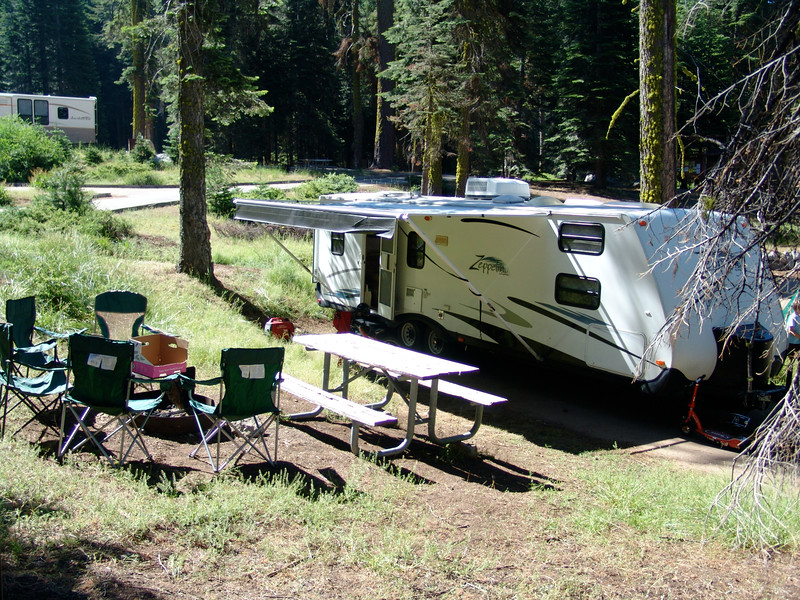 SEQUOIA NATIONAL FOREST CAMPING | The Wandering Housewife
