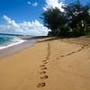My deserted island beach...