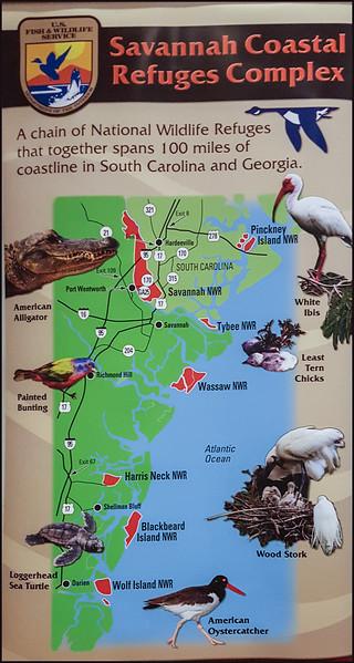 Savannah Wildlife Refuge Complex