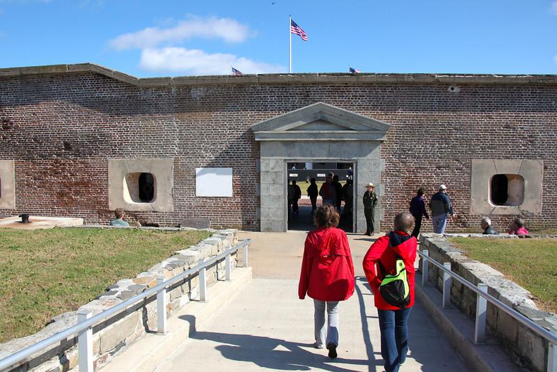 Fort Sumter National Monument - Charleston, South Carolina