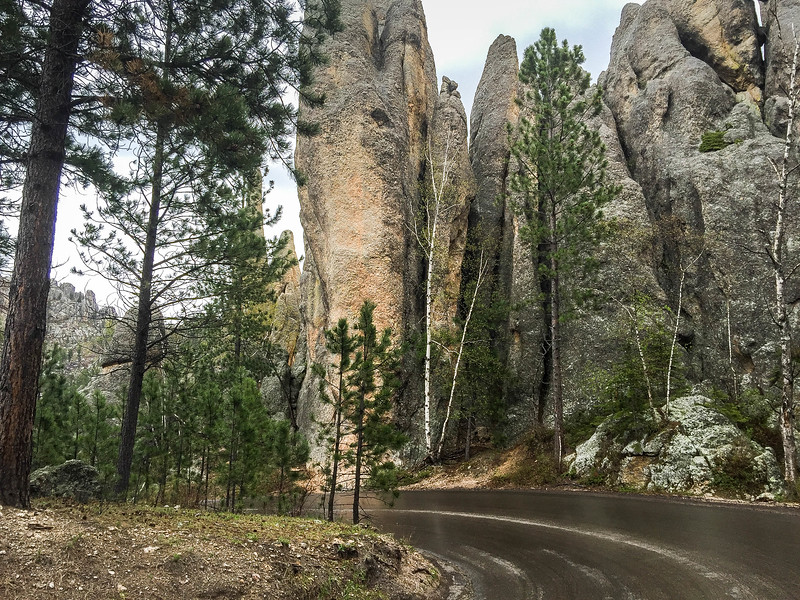 south dakota scenic drives