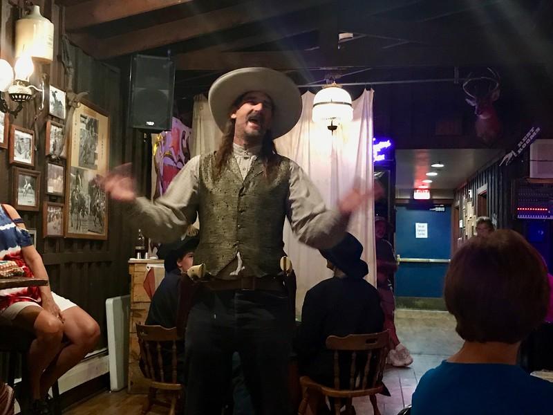 Vahşi Bill Hickock - Deadwood, Güney Dakota