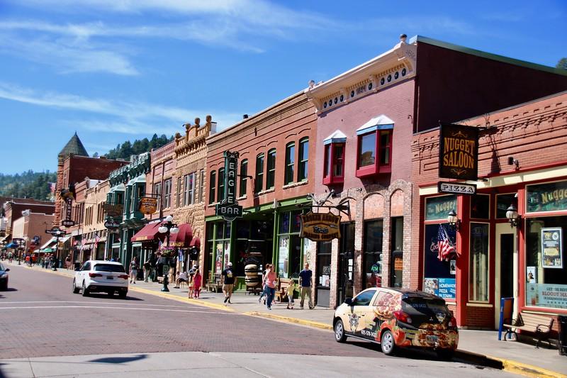 Deadwood, Güney Dakota