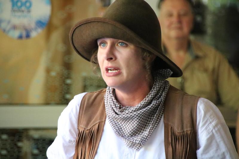 Calamity Jane - Deadwood, Güney Dakota