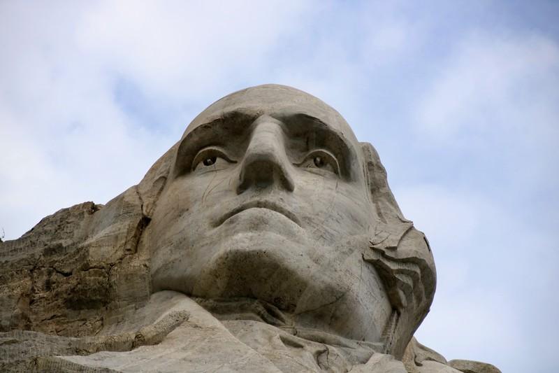Washington - Rushmore Dağı