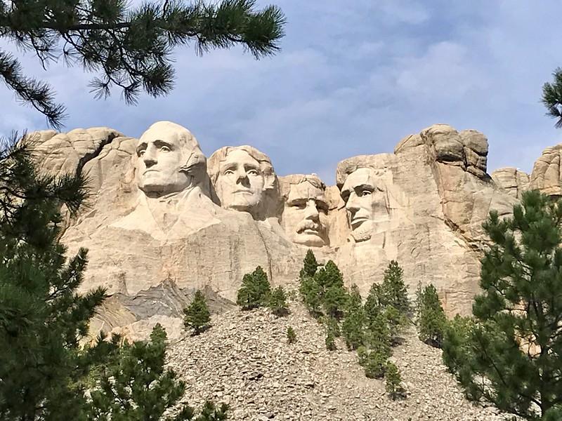 Rushmore Dağı Güney Dakota