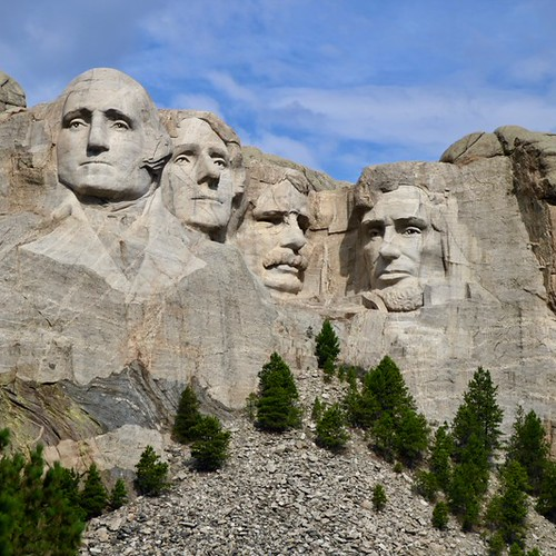 Road Trip to South Dakota and South Dakota National Parks