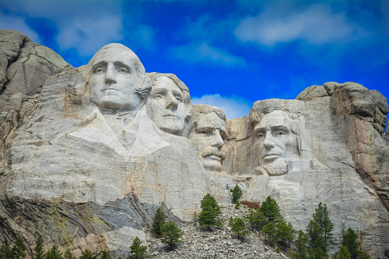 visit mount rushmore south dakota