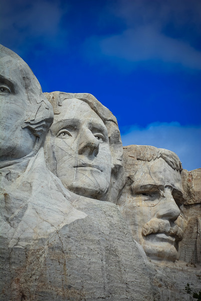 thomas jefferson mount rushmore
