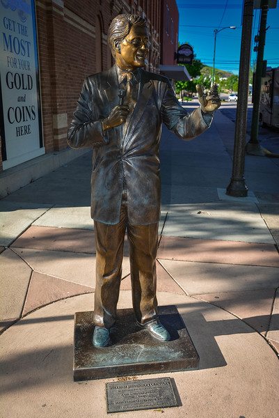 city of presidents walking tour in rapid city