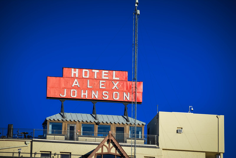 hotel alex johnson in rapid city