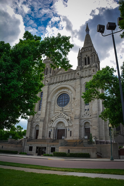 st joseph cathedral in sioux falls