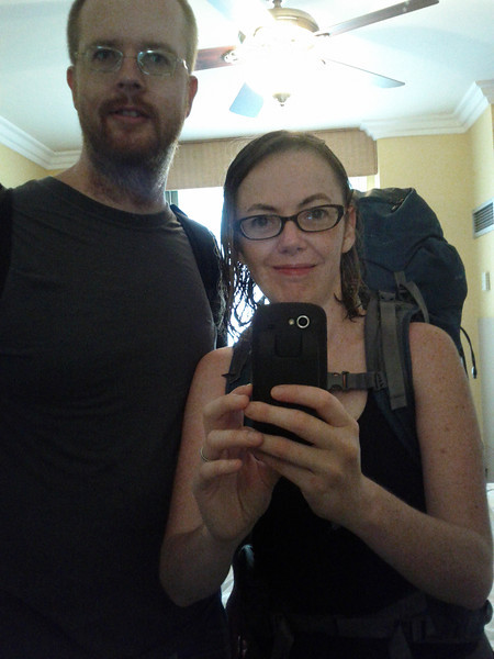 Joel is off to Seattle and Tanya is off to Tokyo.