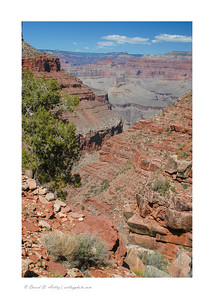 Hermit Trail, Grand Canyon