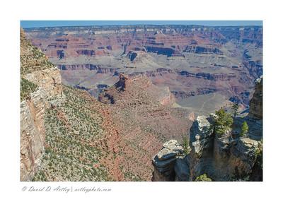 Hermit Trail, Grand Canyon