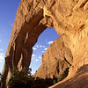 Pine Tree Arch, Devil's Garden, Arches National Park, Utah