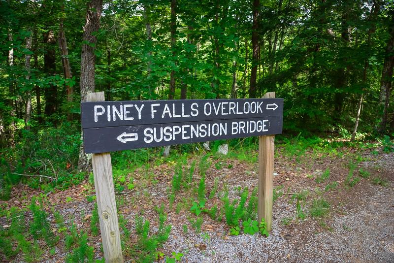 piney falls overlook