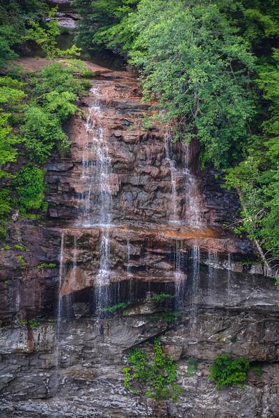 fall creek falls hiking