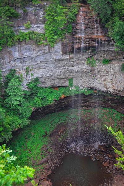 fall creek falls hiking trails
