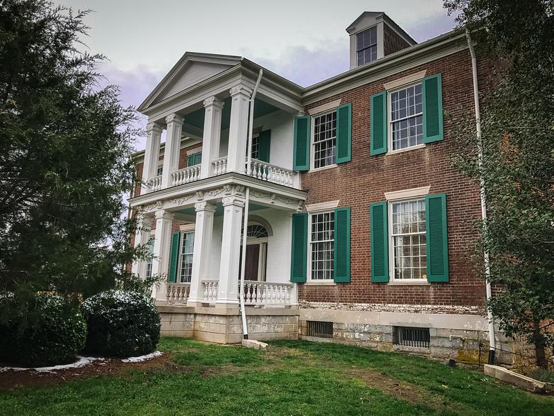 carnton house franklin