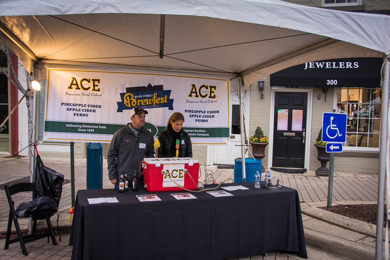 ace cider main street brew fest