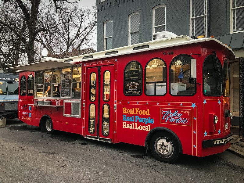 puckett's food truck