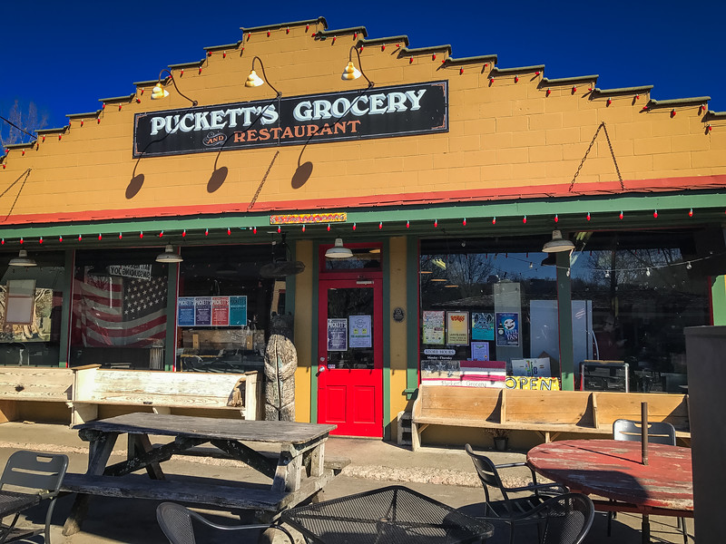 pucketts grocery leipers fork