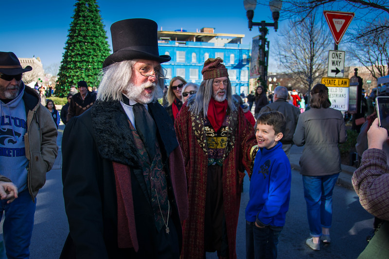 dickens of a christmas festival