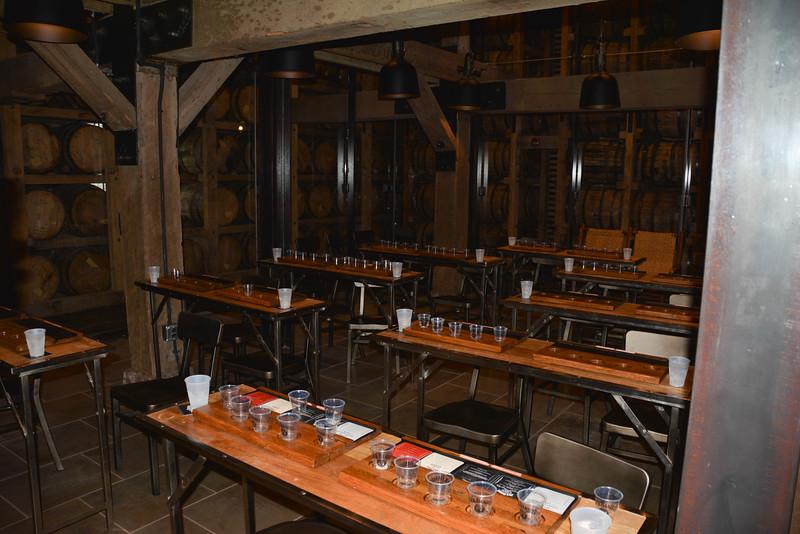 jack daniels tasting room