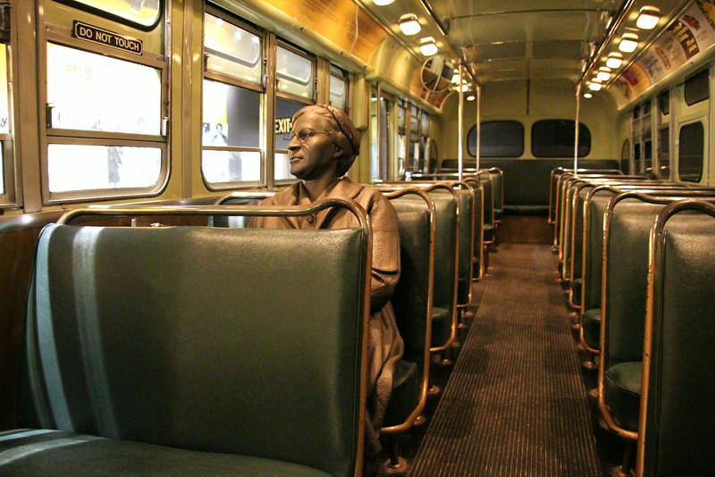 Rosa Parks - National Civil Right's Museum