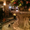Ducks in the Lobby of the Peabody Hotel