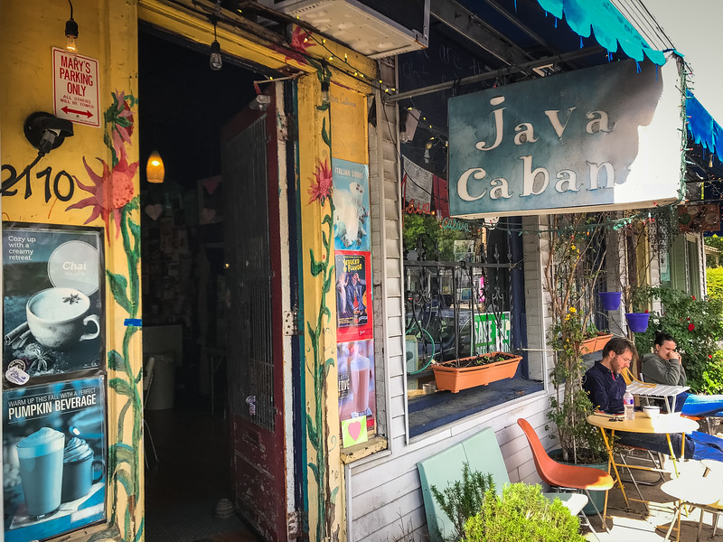 java cabana memphis coffee shop