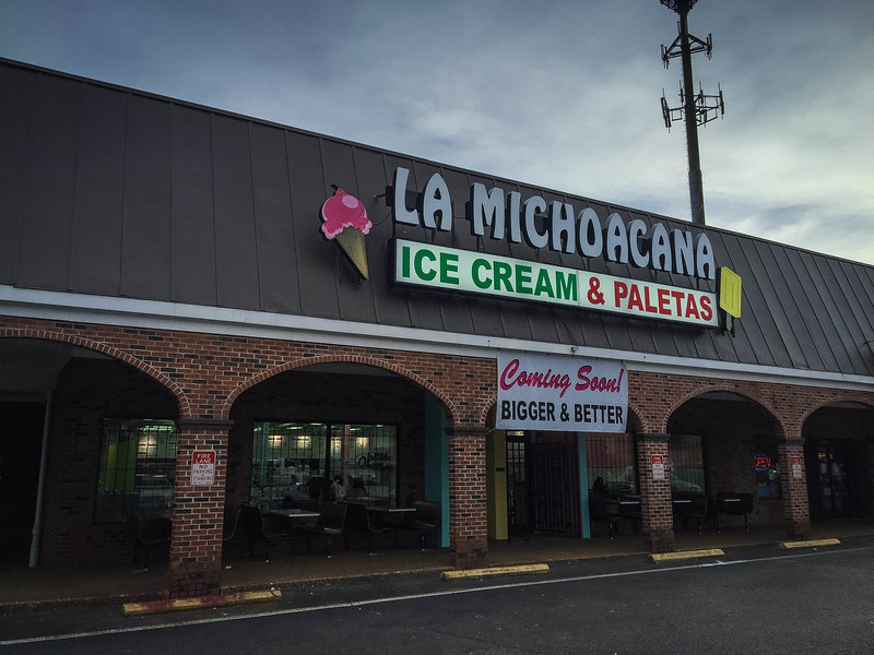 la michoacana ice cream memphis
