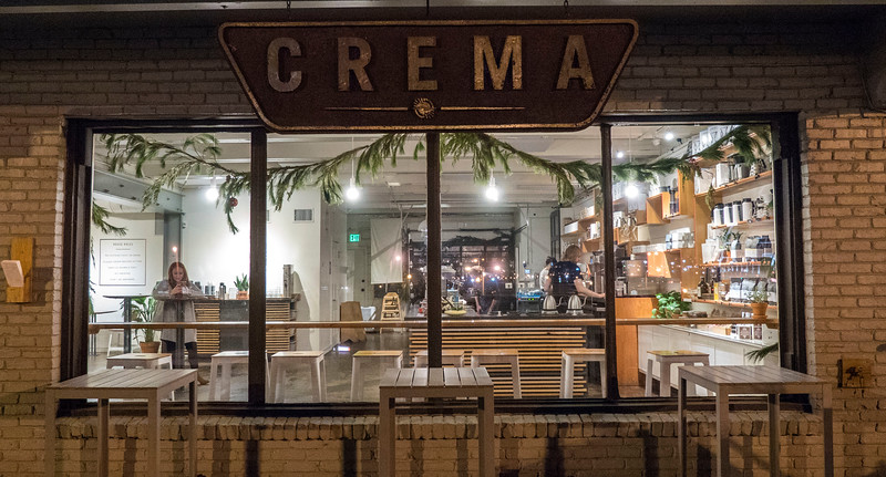 Crema Coffee Nashville - Downtown Nashville coffee shops
